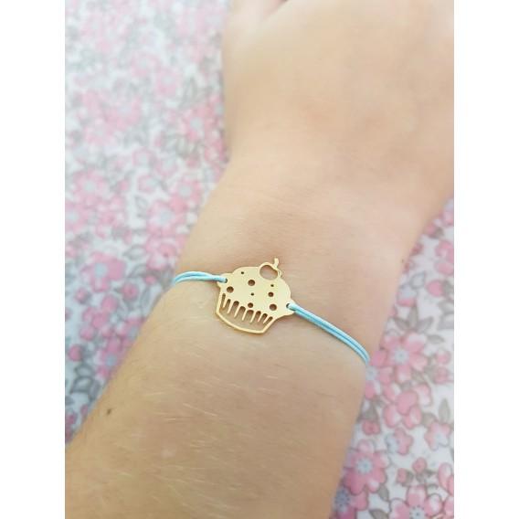 Bracelet Cupcake enfant