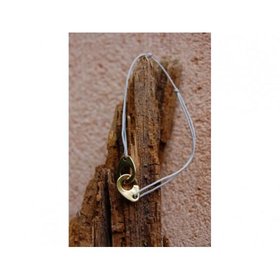 Bracelet Cordon Menottes