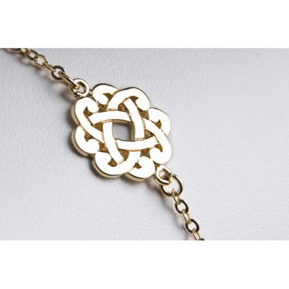 Bracelet chaine arabesque