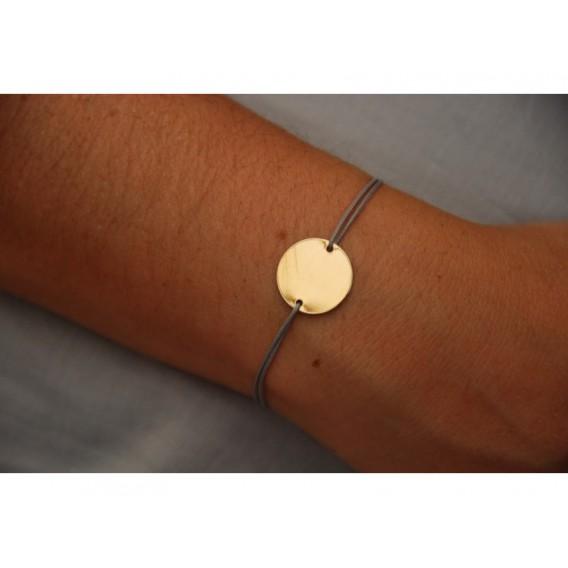 Bracelet cordon cercle