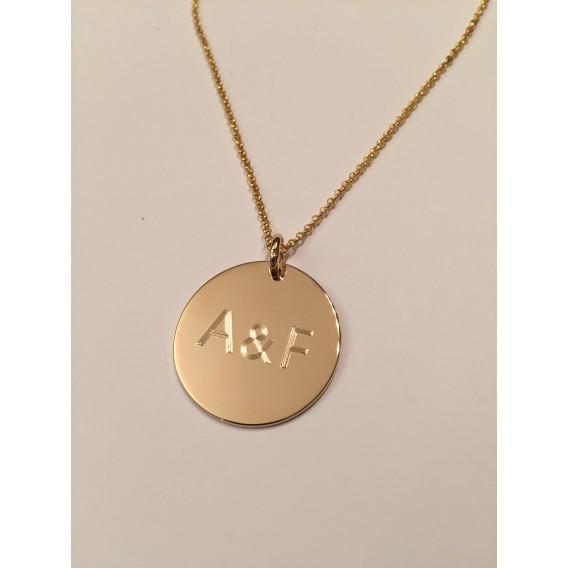 Médaille Amandine