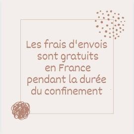 Bonne nouvelle. Les frais d'envois sont offerts pour la France pendant le confinement... Lien du site dans ma bio#mylittlebijou #bijoux #bijouxpersonnalises #bijoudecreateur #creatrice #bijouxfemme #eshop #atelierboutiqueaix #createurdusud #madeinfrance